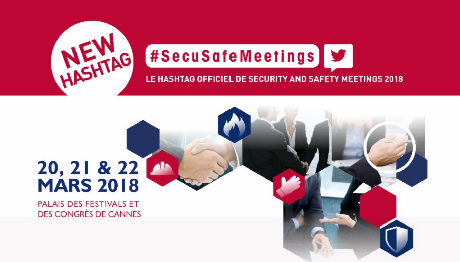 Deveryware a participé aux Security & Safety Meetings !