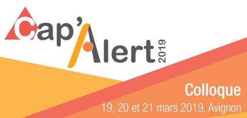 Logo Cap Alert