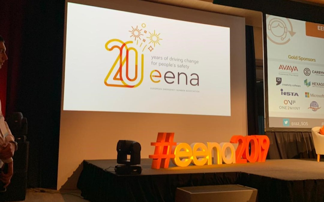 Deveryware is at EENA conference