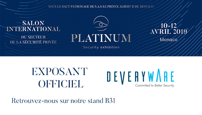 Platinum, Monaco security event